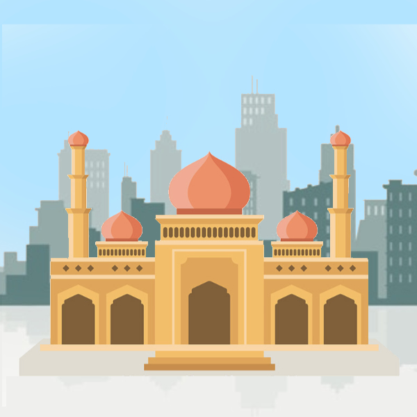 Sholat Jumat Di Masjid Jamek Malaysia Fajar Mukharom