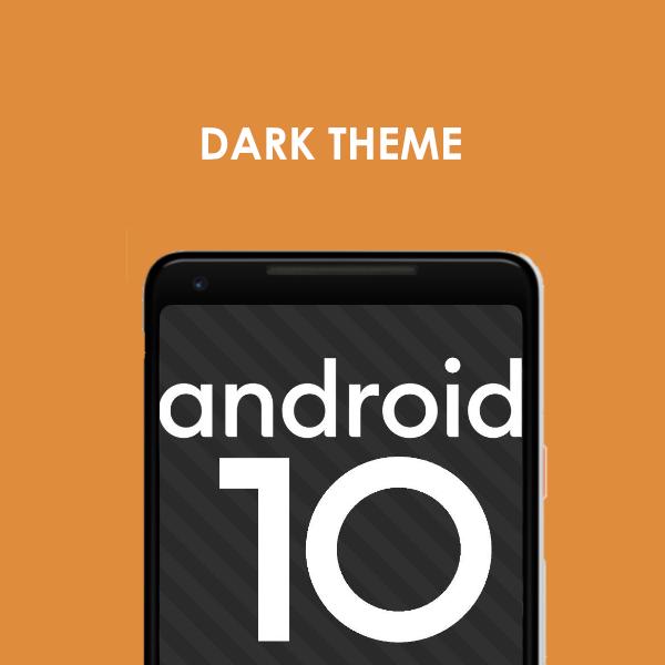 Mengaktifkan Dark Mode Di Smartphone Android 10 Q Fajar Mukharom